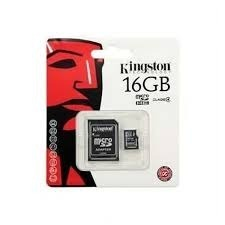 CARTE MEMOIRE MICRO SD KINGSTON 16GB